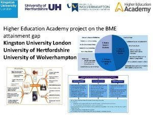 Higher Education Academy project on the BME attainment