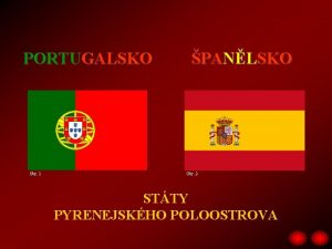 PORTUGALSKO Obr 1 PANLSKO Obr 2 STTY PYRENEJSKHO