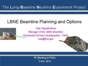 The LongBaseline Neutrino Experiment Project LBNE Beamline Planning