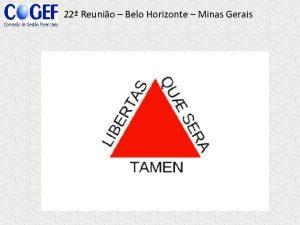 22 Reunio Belo Horizonte Minas Gerais 22 Reunio