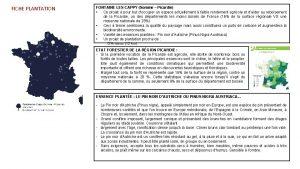 FICHE PLANTATION FONTAINE LES CAPPY Somme Picardie Ce