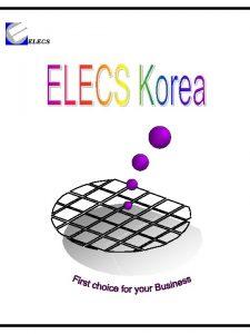 ELECS Business Scope Production Trading Business OEM Production