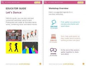 LETS DANCE EDUCATOR GUIDE Workshop Overview Lets Dance