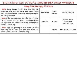 LCH CNG TC T NGY 7092018 N NGY