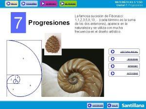 INICIO 7 ESQUEMA INTERNET MATEMTICAS 3 ESO Unidad