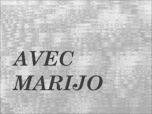 AVEC MARIJO JESUITES ET INDIENS Longtemps recouvert de