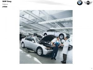 BMW Group Belgium Jef Roziers 1 BMW Group