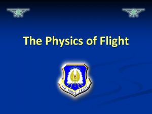 The Physics of Flight WarmUp Questions CPS Questions