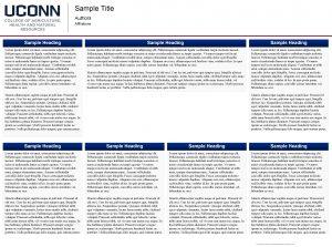 Sample Title Authors Affiliations Sample Heading Lorem ipsum