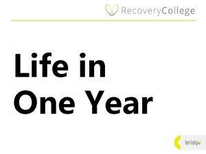 Life in One Year Ambivalence defined Having mixed