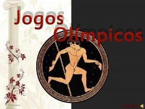 Jogos Olmpicos 20082009 Histria dos jogos olmpicos Origem