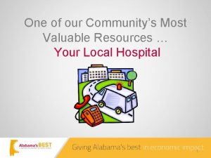 One of our Communitys Most Valuable Resources Your