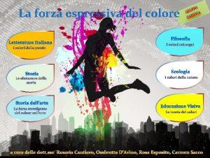 La forza espressiva del colore PPO GRU CA