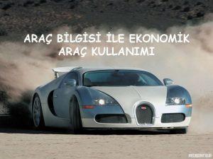 ARA BLGS LE EKONOMK ARA KULLANIMI MOTORLU ARACI