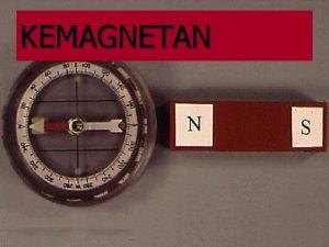 KEMAGNETAN PENGERTIAN Apakah magnet itu Kata magnet magnit