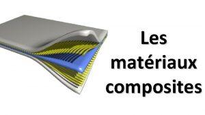 Les matriaux composites Introduction Matriaux minraux Proprits physiques