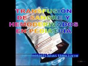 Aunque el uso de transfusiones sanguneas puede conllevar
