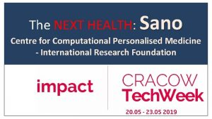 The NEXT HEALTH Sano Centre for Computational Personalised