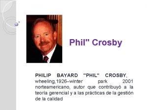 Phil Crosby PHILIP BAYARD PHIL CROSBY wheeling 1926winter