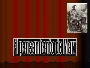Carlos Marx 1818 1883 Hasta ahora los filsofos