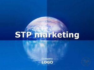 STP marketing Company LOGO STP Szegmentci 1 marketing