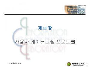 Content n n n Introduction UDP Header UDP