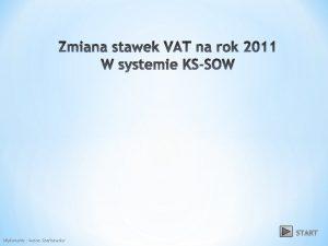 Wykonanie Iwona Szatkowska Uwaga Wszystkie opisane w instrukcji