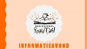 INFORMATIEAVOND INHOUD Kennismaken Thematisch onderwijs Zorg Engels Muziek