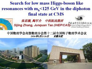 Search for low mass Higgsboson like resonances with