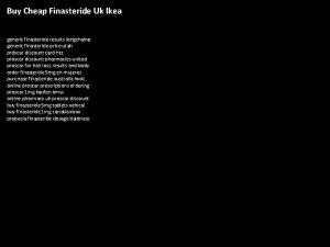 Buy Cheap Finasteride Uk Ikea generic finasteride results