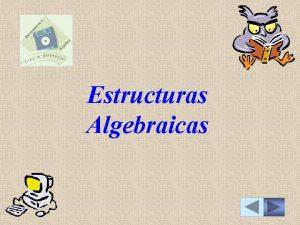 Estructuras Algebraicas Trabajo Prctico N 4 Estructuras Algebraicas