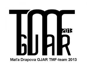 Maa Drapova GJAR TMFteam 2013 Fire hose Consider