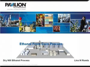 Ethanol From Corn Process Dry Mill Ethanol Process