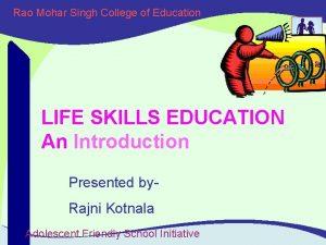 RAO Rao MOHAR Mohar SINGH Singh COLLEGE College