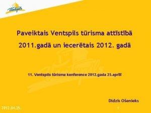 Paveiktais Ventspils trisma attstb 2011 gad un iecertais