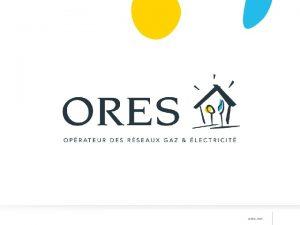 ores net Investor Presentation 2014 Investor presentation 2014