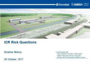 ICR Risk Questions Shekhar Mishra 30 October 2017
