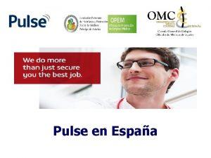 Pulse en Espaa Indice Quines somos Nuestros valores