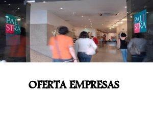 OFERTA EMPRESAS Palestra es un Club Deportivo con