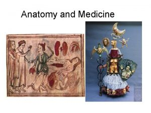 Anatomy and Medicine Discoveries in Biology and Anatomy