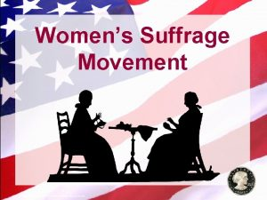 2004 By Default Womens Suffrage Movement A Free