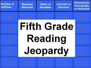 Prefixes Suffixes 100 200 300 400 500 Research