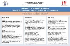 UNIVERSIDADE FEDERAL DE SANTA MARIA CENTRO DE CINCIAS