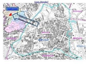 Essen Altendorf Stadt Essen Stad t Wes teil