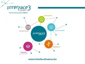 www interface 3 namur be MISSIONS www interface