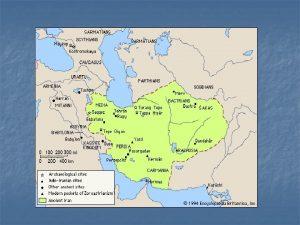 Zoroastrianism Mazdaism II Persian Religion Before Zoroaster A