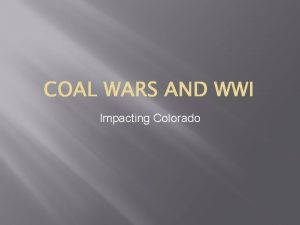Impacting Colorado History From the Gold Rush of