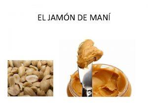 EL JAMN DE MAN EL MAN se puede
