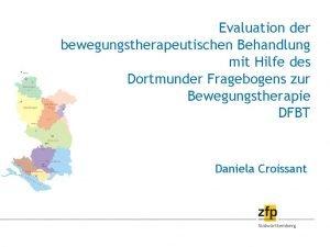 Stuttgart Evaluation der bewegungstherapeutischen Behandlung mit Hilfe des