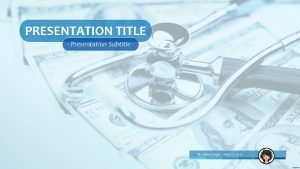 PRESENTATION TITLE Presentation Subtitle By James Sager Nov